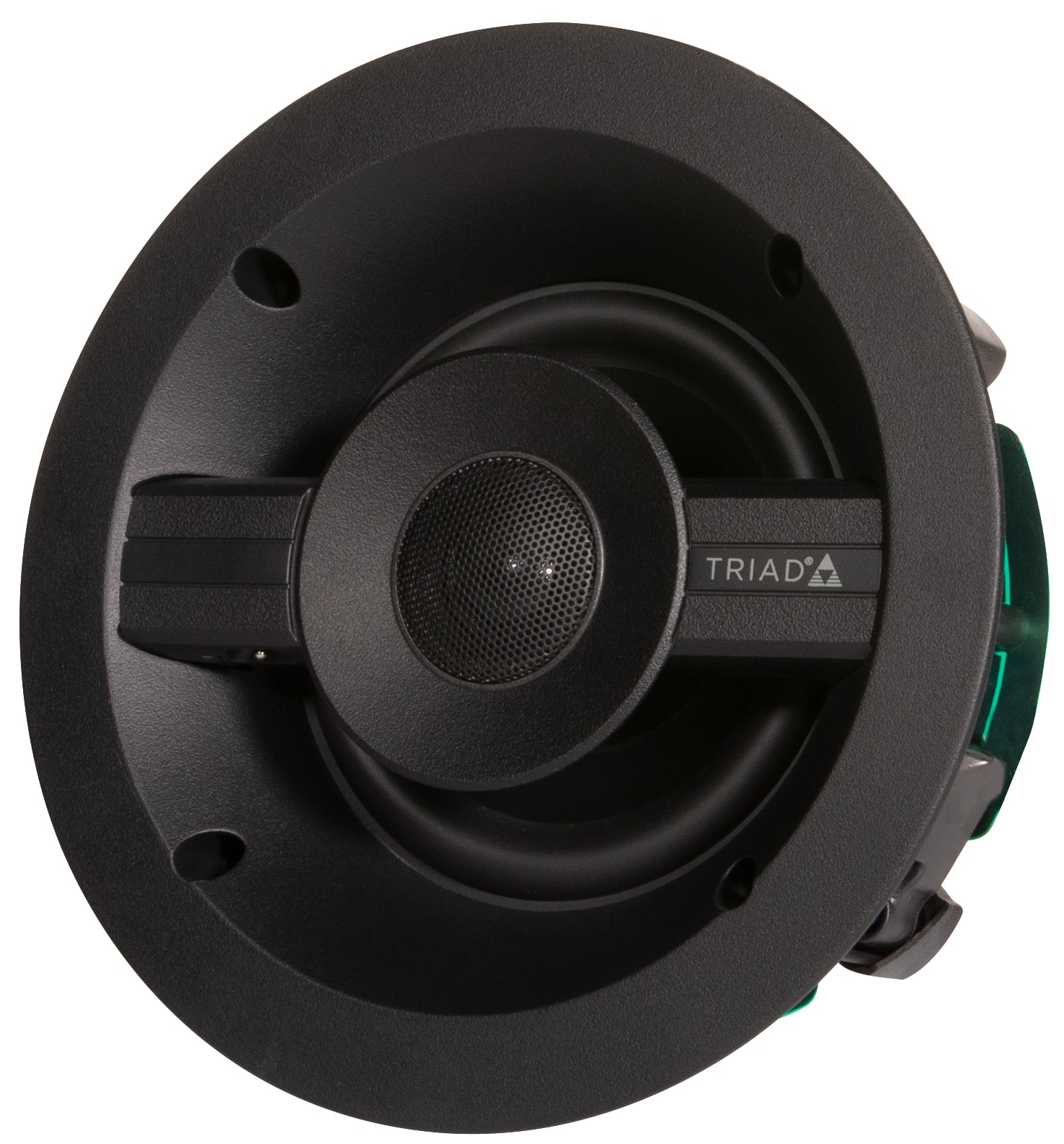 Distributed Audio Ic52 In Ceiling Loudspeaker Triad